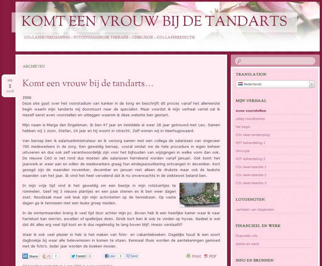 nieuwe website 2
