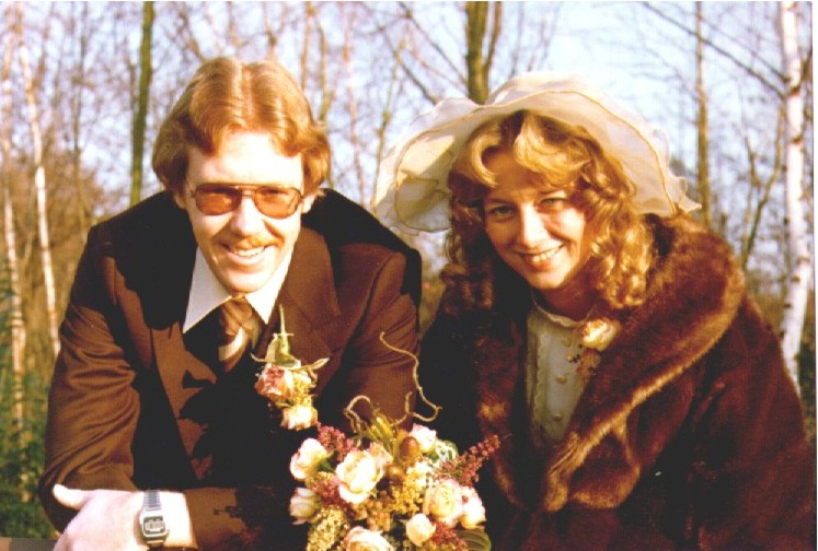 00 jaar - 000 - foto van ouders