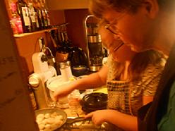 mantelschelpen bakken